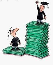 Стоимость высшего образования,стоимость второго высшего образования, кредит на учебу, кредит на образование
