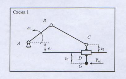 Теория машин и механизмов курсовая работа