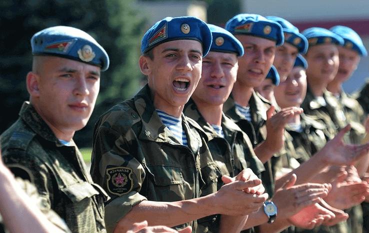 после военной кафедры